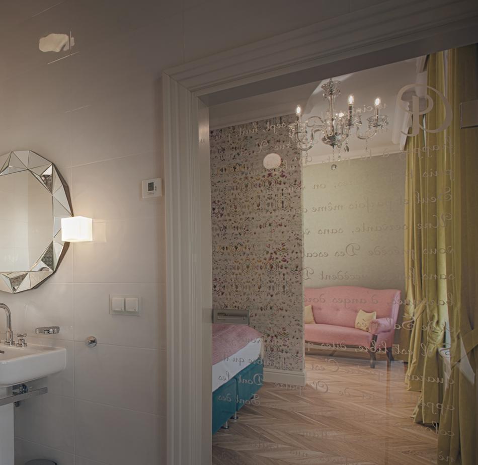 Apartament Vladimira Nabokova w Quadrille