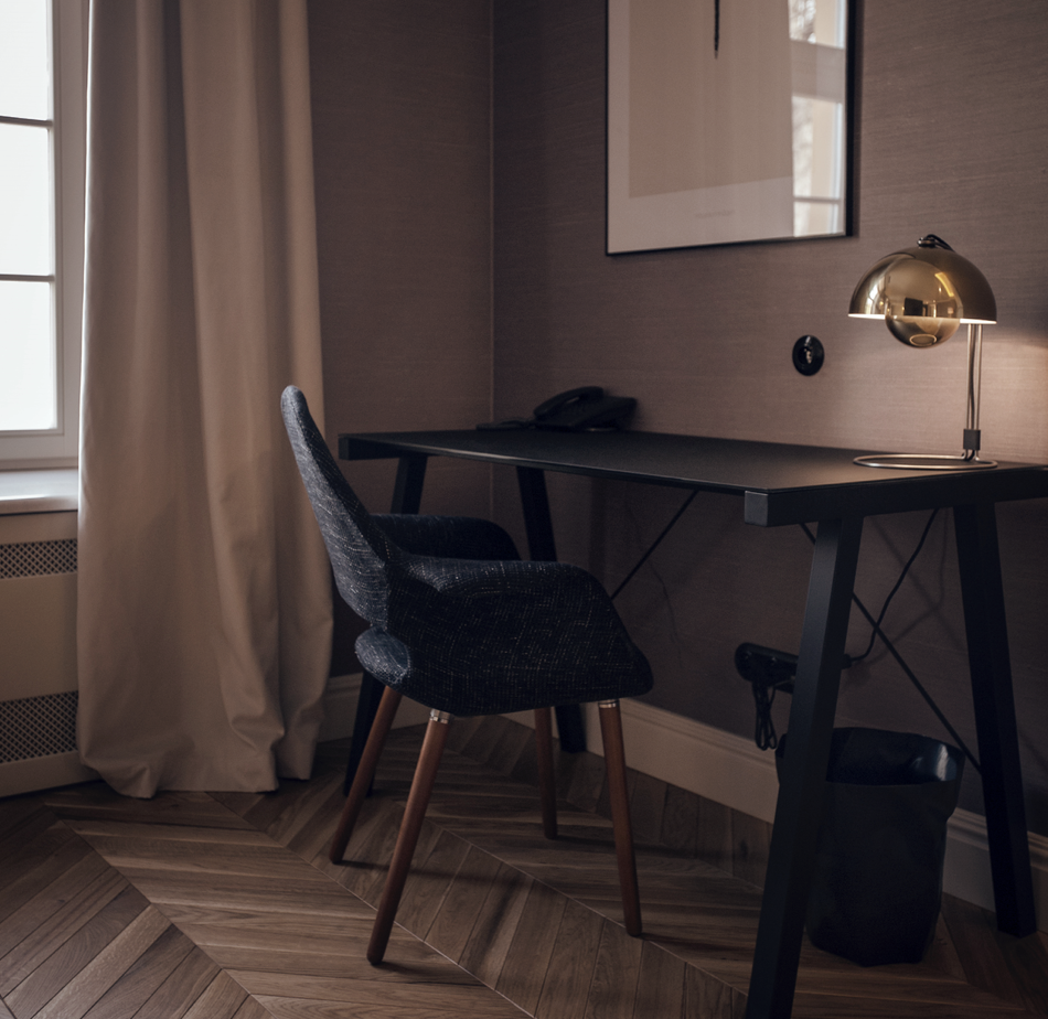 Apartament Lwa Tołstoja w Quadrille