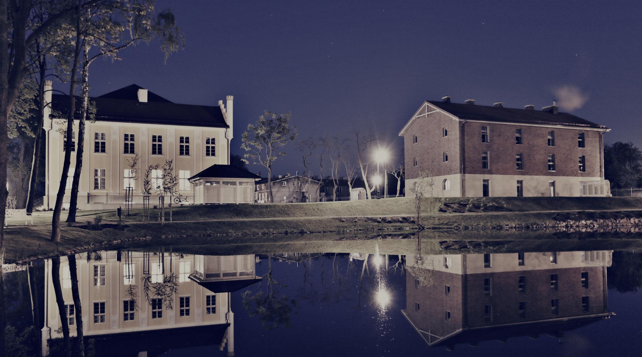 Pałac Quadrille i Oficyna