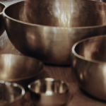 Tibetan bowls and gongs