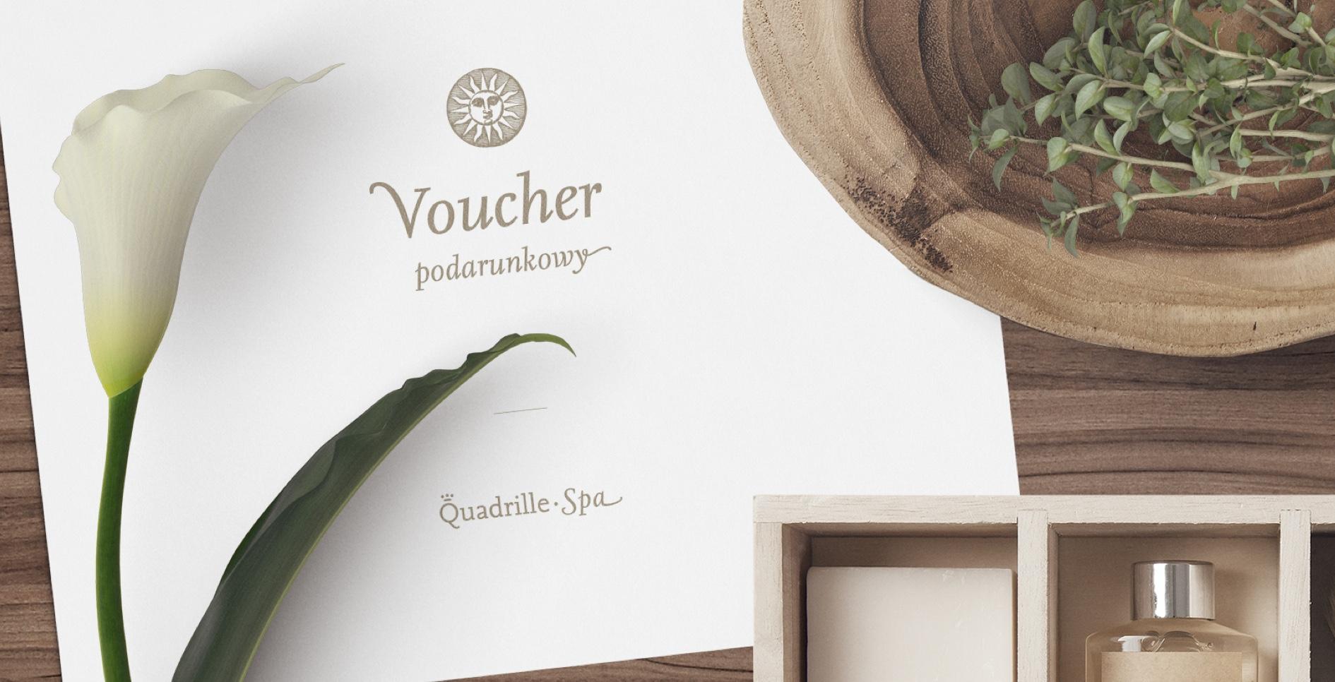 Voucher podarunkowy Quadrille Spa