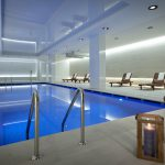 Adults only Hotel and Spa with wellness area and a pool