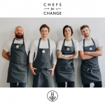 Chefs for Change czyli otym, co królikowi wduszy rośnie