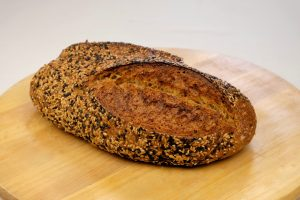 chleb razowy zgrahamem